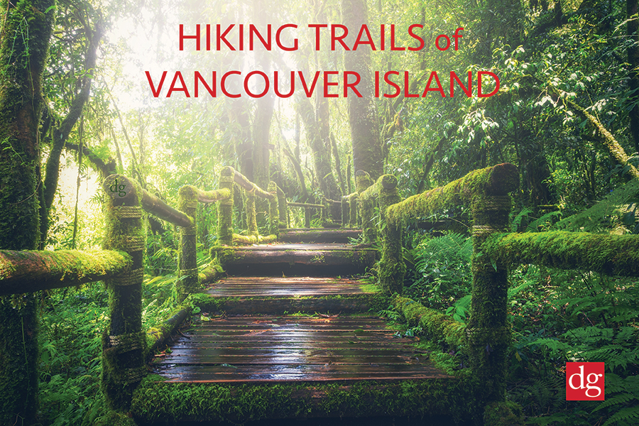 Hiking Trails of Vancouver Island
