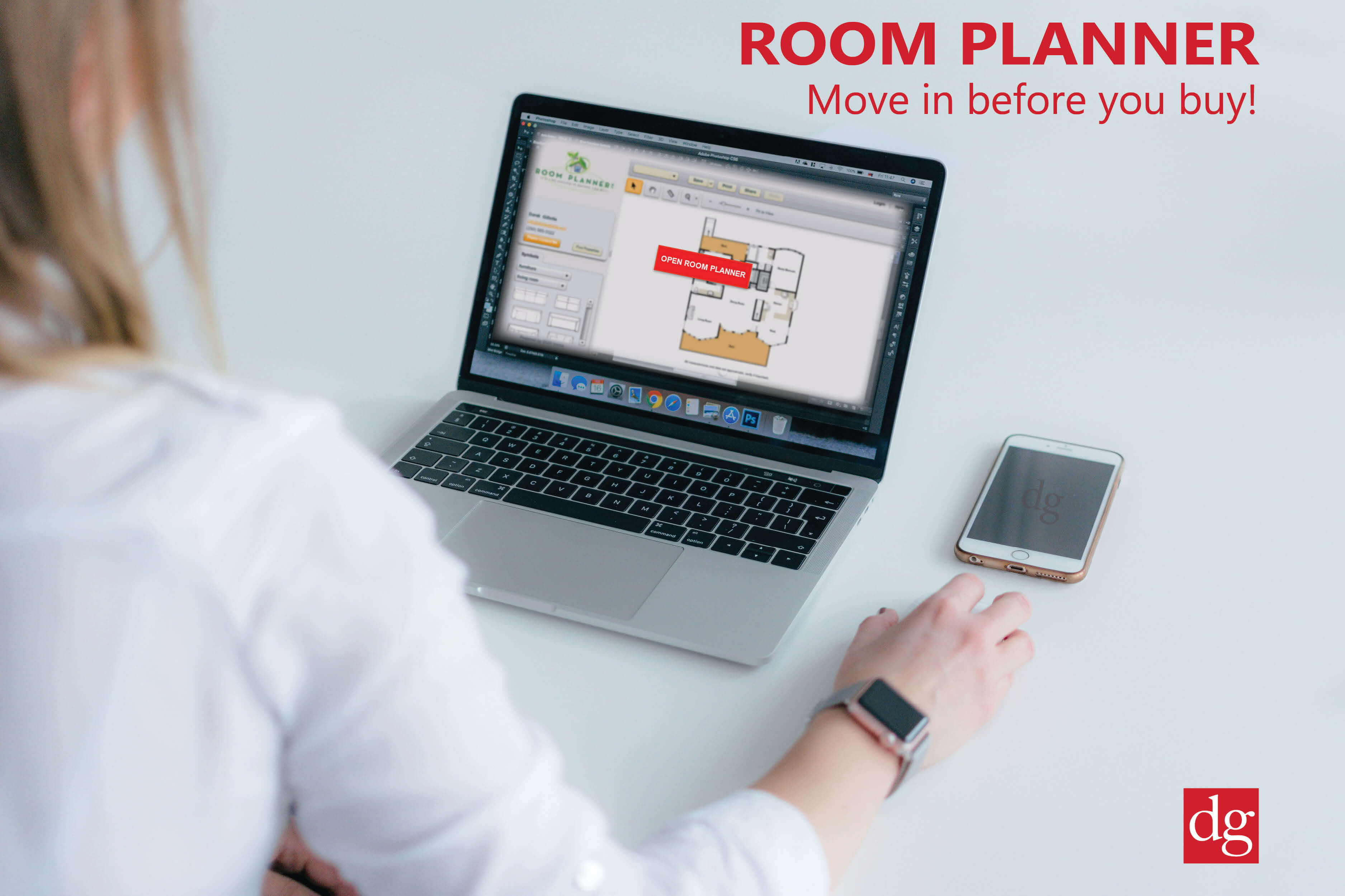 Room Planner - Move In Before You Buy