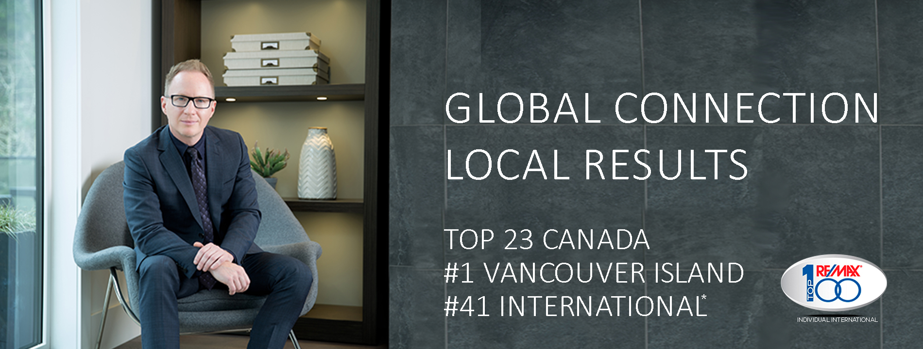 Local Realtor, Derek Gillette, Internationally recognized at #41 out of 113,800 associates in over 100 countries.