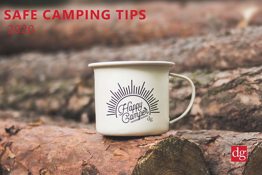 Safe Camping Tips 2020