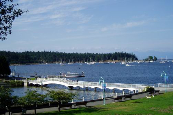 Nanaimo Grabs Spot in Canada's Best Coastal Towns