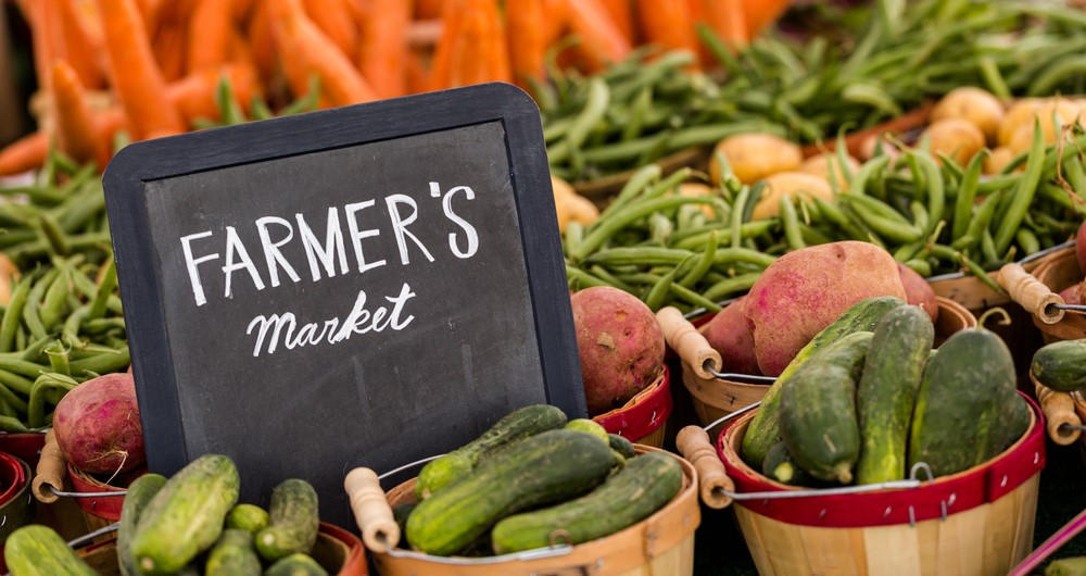 Farmer's Markets; Discover the Spice of Life, Variety!