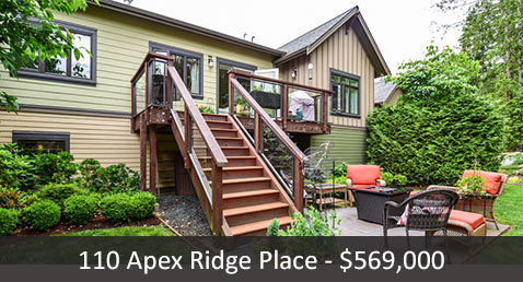 110 Apex Ridge Place - The Ridge